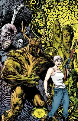 Swamp Thing 3 By Snyder, Scott/ Lemire, Jeff/ Paquette, Yanick (ILT)